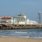 Bournemouth Pier 3 Art Print