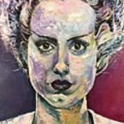 Bride Of Frankenstein Art Print