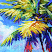 Bright Palm 5x7 Art Print
