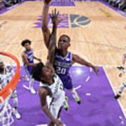Brooklyn Nets V Sacramento Kings Art Print