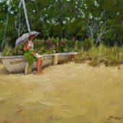 Cape Cod Weekend Art Print