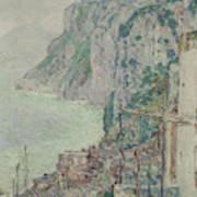 Capri, 1897  Art Print
