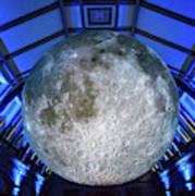 Capture The Moon Art Print