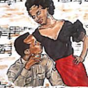Carmen Jones - That's Love Art Print