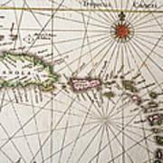 Carribean Islands Art Print