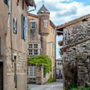 Castelnau-de-montmiral Art Print
