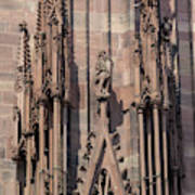 Cathedral Chimera Art Print