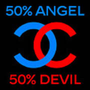 Chanel Angel Or Devil-2 by Nikita