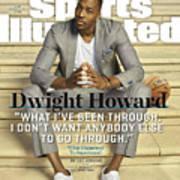 Charlotte Hornets Dwight Howard Sports Illustrated Cover Art Print