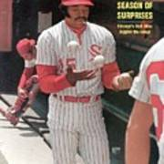 Chicago White Sox Dick Allen... Sports Illustrated Cover Art Print