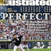 Chicago White Sox Mark Buehrle... Sports Illustrated Cover Art Print