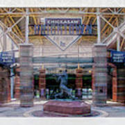 Chickasaw Ballpark - Bricktown - O K C Art Print