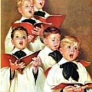Choir Boys Will Be Boys Art Print