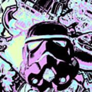 Cinematic Sci-fi Art Print