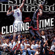 Closing Time What It Takes To Seal The Deal Sports Illustrated Cover Art Print