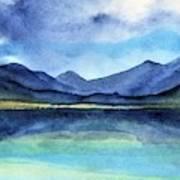 Coast of Ireland Art Print
