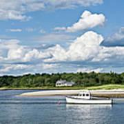 Coastal Scenic Art Print