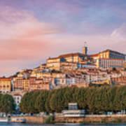 Coimbra's Skyline Art Print