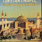 Constantinople Art Print