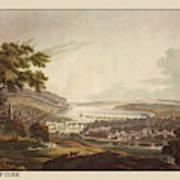 Cork Ireland 1799 Art Print