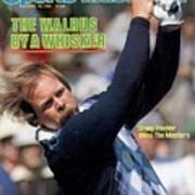 Craig Stadler, 1982 Masters Sports Illustrated Cover Art Print