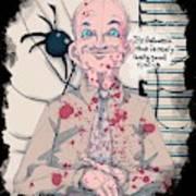 Creed Halloween Art Print