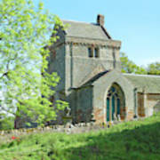 Crighton Historic Church Art Print