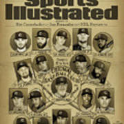 Cubs Win 2016 Worlds Series Why It Will Happen Sports Illustrated Cover Art Print