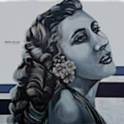 Cuenca Murals - Osmara De Leon Art Print