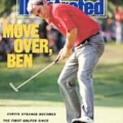 Curtis Strange, 1989 Us Open Sports Illustrated Cover Art Print