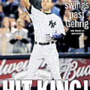 Daily News September 12, 2009, Hit Art Print