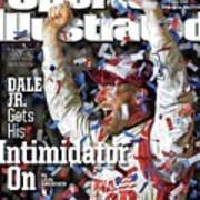 Dale Jr. Gets His Intimidator On Sports Illustrated Cover Art Print
