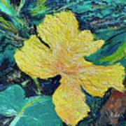 Dancing Flower Art Print