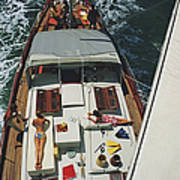 Deck Dwellers Art Print