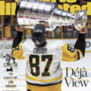Deja View. The Stanley Cup Look Familiar Sports Illustrated Cover Art Print