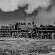Detroit Terminal Railroad Art Print