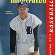 Detroit Tigers Frank Lary... Sports Illustrated Cover Art Print