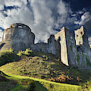 Dinefwr Castle 2 Art Print