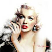 Diva Mm Bright Art Print