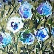 Divineblooms22091 Art Print