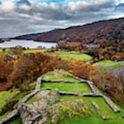 Dolbadarn Castle View Art Print