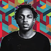 Don't Kill My Vibe Kendrick Art Print