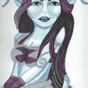 Draeni Art Print
