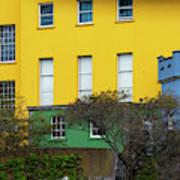 Dublin Castle Colors Two Art Print