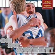 Duke University Shane Battier, 2001 Ncaa National Sports Illustrated Cover Art Print