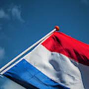 Dutch Flag Art Print