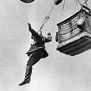 Early Parachute Art Print