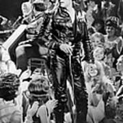 Elvis Presley 68 Comeback Special Art Print
