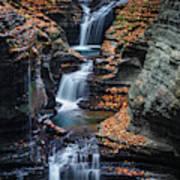 Every Teardrop Is A Waterfall Art Print
