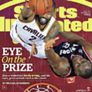 Eye On The Prize How A Reinvented Kyrie Irving, And The Sports Illustrated Cover Art Print